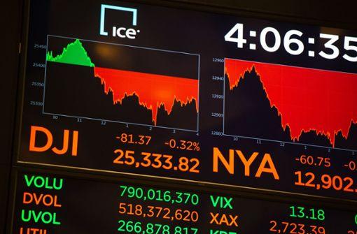 Börsenwert überspringt Marke von einer Billion Dollar