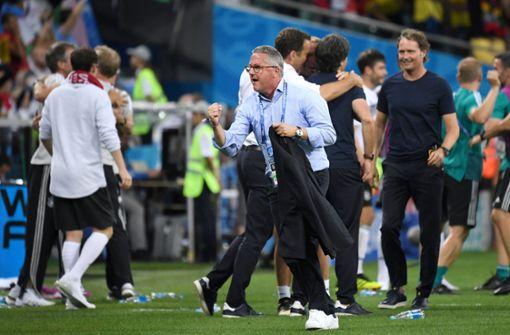 Video zeigt Provokation der DFB-Mitarbeiter – FIFA ermittelt