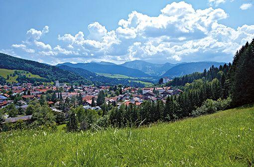 Urlaub im Oberallgäu – Oberstaufen lädt ein