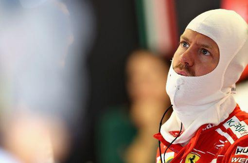 Vettel will bei Ferrari bleiben