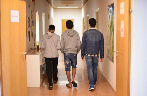 Handscanner könnten Alter von Flüchtlingen feststellen