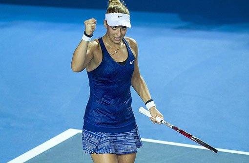 Erstes Einzelfinale für Sabine Lisicki