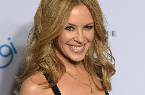 Kylie Minogue singt für die Queen