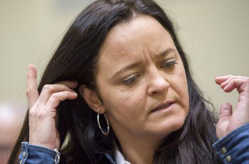 """Aussagen von Opferangehörigen gingen ihr """"sehr nahe"""""""