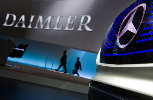 Daimler-Führung muss Aktionären viele Fragen beantworten