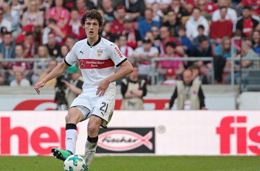 Zeigte eine starke Leistung, droht nun aber auszufallen: VfB-Abwehrspieler Benjamin Pavard Foto: Baumann