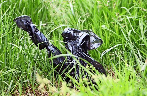 Bezirksbeirat fordert mehr Mülleimer im Rosental
