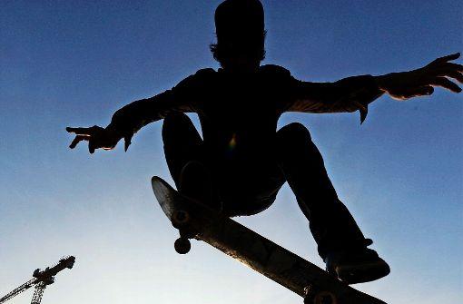 Die Skate-Anlage wird bald verbessert