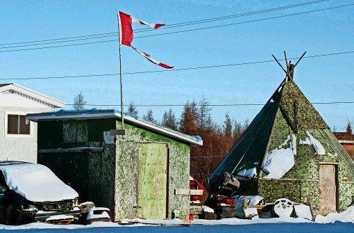 Suizid-Krise in der Arktis