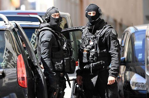 In Frankreich haben Spezialkräfte zwei Terrorverdächtige festgenommen. Foto: AFP