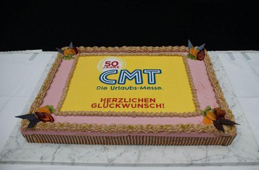 Die CMT feiert dieses Jahr einen runden Geburtstag. Foto: Andreas Rosar Fotoagentur-Stuttg