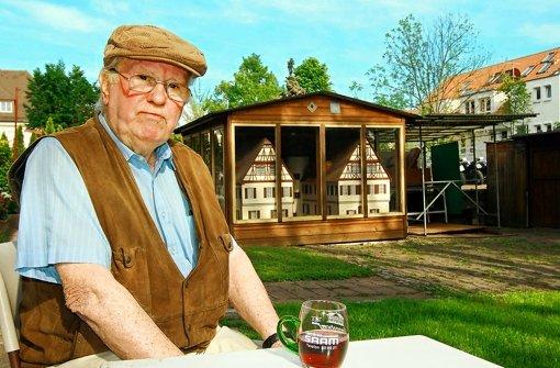 Alfred Motzer wird 90