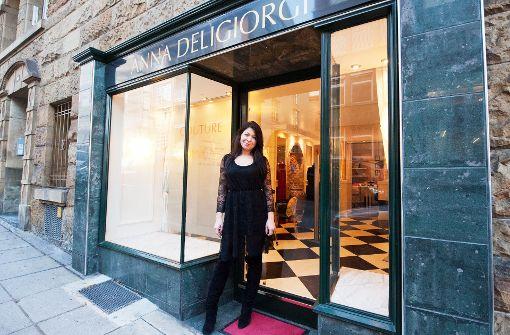 An der Immenhofer Straße versteckt sich das Maßatelier von Anna Deligiorgi. Foto: Lichtgut - Oliver Willikonsky
