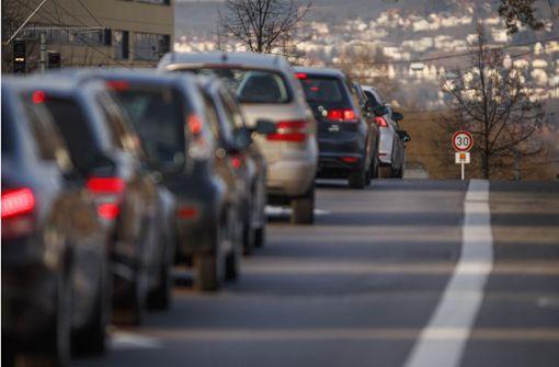Tempolimits sind ein Mittel gegen zu großen Verkehrslärm. Foto: Gottfried Stoppel
