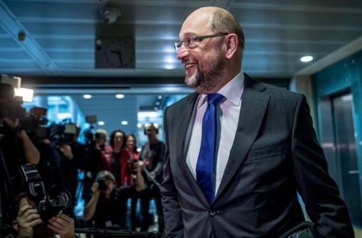 """SPD-Chef Schulz """"Verlierer des Jahres"""""""