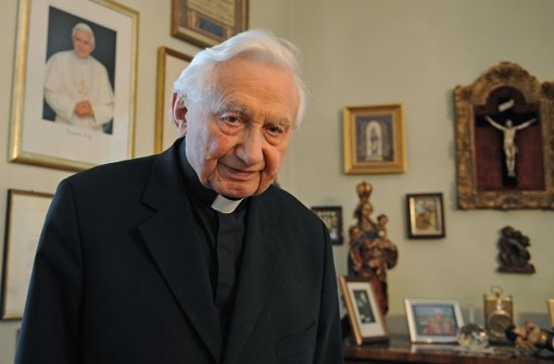 Ratzinger begrüßt Aufklärung der Misshandlungsvorwürfe
