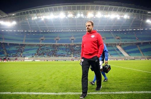 Zorniger wurde am 8. Oktober 1967 in Mutlangen geboren. In Stuttgart ist er kein Unbekannter: vom 1. Juli bis zum 6. Dezember 2009 ist er Co-Trainer unter dem damaligen VfB-Coach Markus Babbel.  Foto: dpa