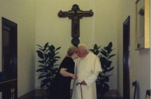 Hatte Papst Johannes Paul II. eine Beziehung zu einer Frau?