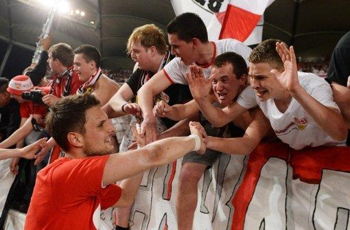 VfB Stuttgart: Jubel und gute Noten