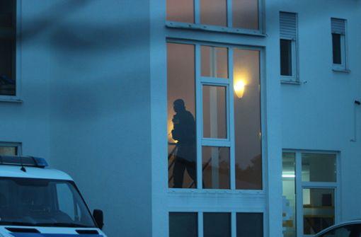 Die Polizei hat am Dienstagmorgen mehrere Objekte von Mitgliedern der rockerähnlichen Gruppierung Osmanen Germania Boxclub durchsucht.  Foto: Franz Feyder