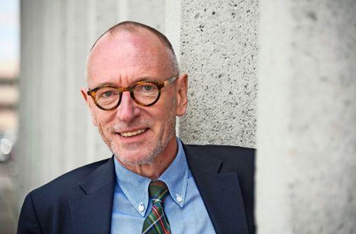 Ulrich Raulff: Kopf der Zeit