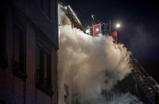 Der Alarm war bei der Feuerwehr... Foto: SDMG
