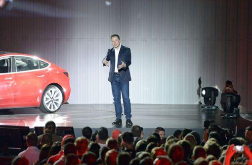 Elon Musk sieht in Deutschland guten Batteriefabrik-Standort