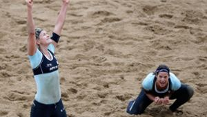 Beach-Olympiasiegerin Mutter von Drillingen