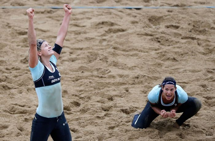 Kira Walkenhorst: Beach-Olympiasiegerin Mutter von Drillingen