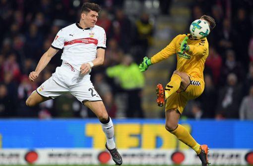 Rückenwind für Mario Gomez