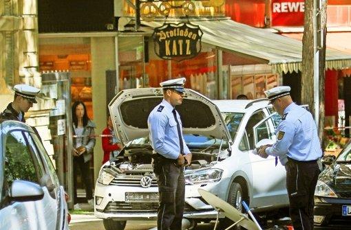Neuer Höchststand bei Unfällen