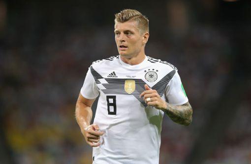 Toni Kroos übt Kritik an den Aussagen von Mesut Özil. Foto: Getty Images Europe
