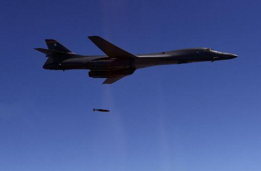USA drohen mit Atomangriff auf Nordkorea