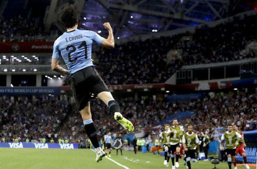 Portugal hat gegen Uruguay keine Chance