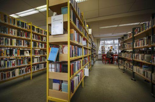 Bücherei wäre fast auf die Streichliste gerutscht
