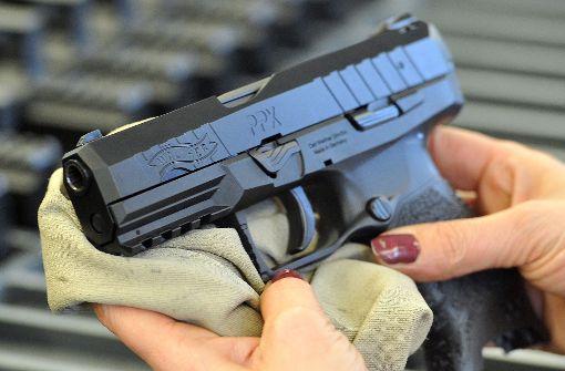 Demokratische Generalstaatsanwälte gegen Tragen verdeckter Waffen