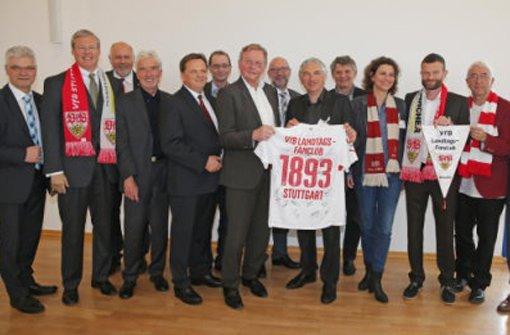 Landtags-Fanclub gegründet