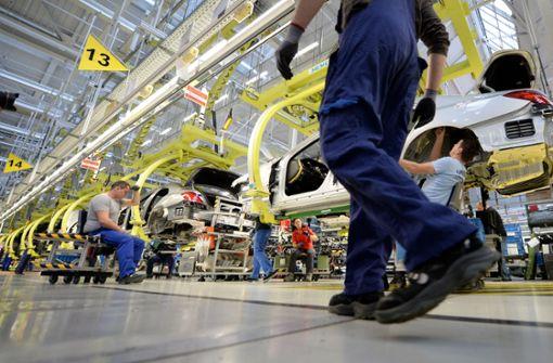 Strafzölle: Autobauern drohen massive Gewinn-Einbußen