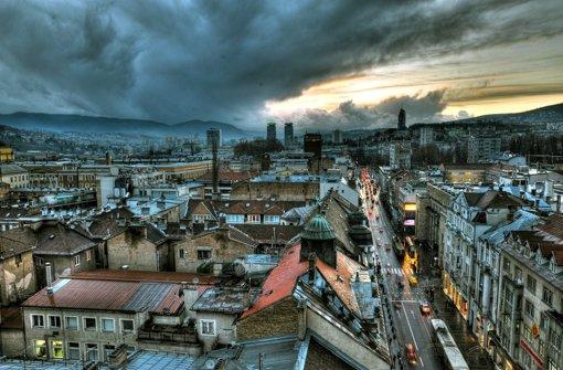 Sarajevo – Licht und Schatten
