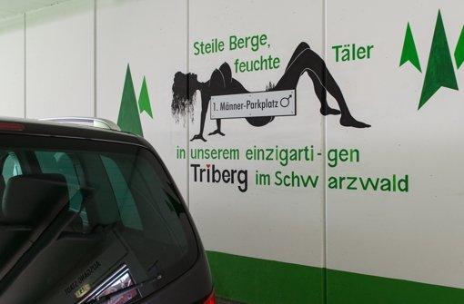 Tribergs Bürgermeister wehrt sich