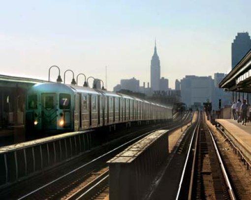 Elf Tage im New Yorker Untergrund