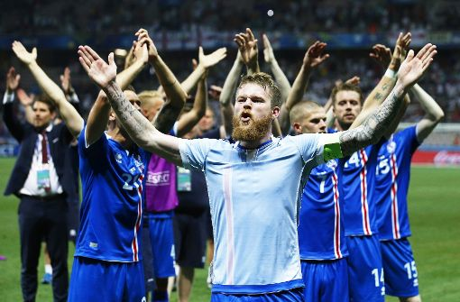 Islands Fußballer fahren erstmals zur WM