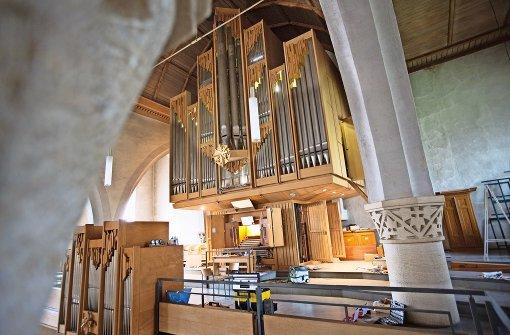 Unumgängliche Orgelsanierung