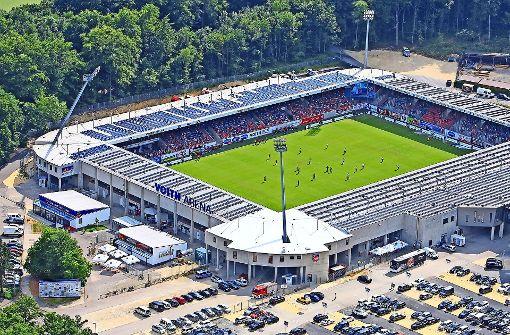 voith arena darum bekommt der 1 fc heidenheim ein stadion. Black Bedroom Furniture Sets. Home Design Ideas