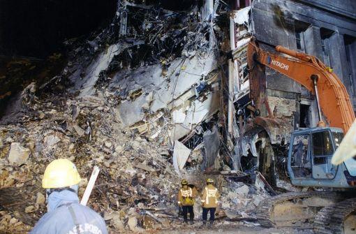 US-Bundespolizei FBI veröffentlicht bisher unbekannte Bilder von 9/11