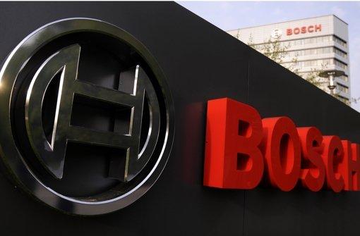 Die Bosch-Konzernzentrale in Gerlingen. Foto: ddp