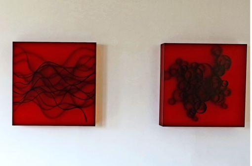 In der Galerie Wahlandt sieht die Kunst rot