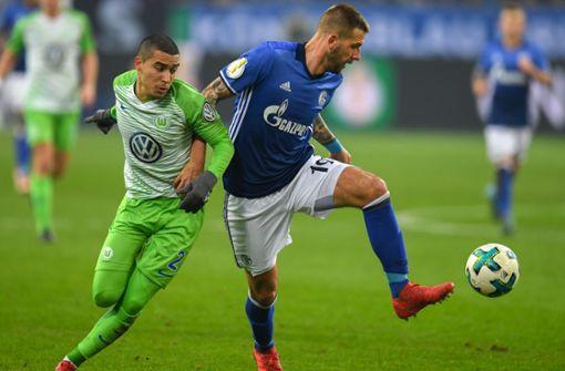 Schalke bezwingt Wolfsburg