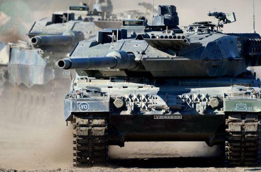 Deshalb soll die Türkei weiter deutsche Waffen bekommen