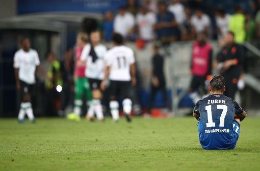 TSG Hoffenheim verliert erstes Playoff gegen Liverpool
